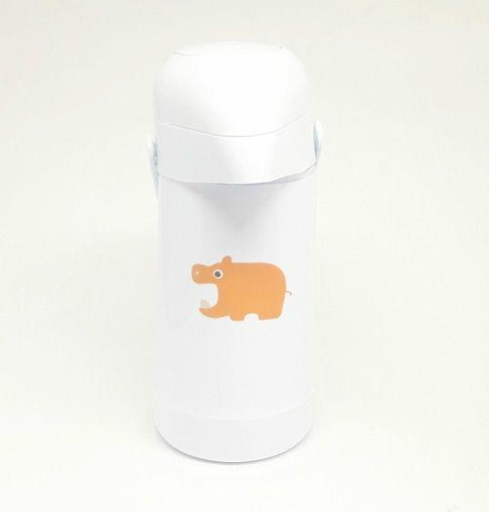 Garrafa Térmica Decorada Safari   Termolar 500 ml