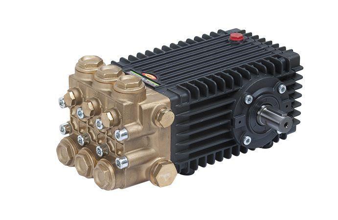 Bomba triplex de alta pressão Interpump T2040 - 40l/200 bar