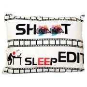 Almofada Decorativa para Fotógrafos - Shoot Edit - Fotógrafos do Bem