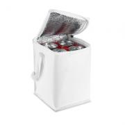 Bolsa Térmica de 4L  Branca -  15 x 19 x 15cm
