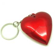 Carcaça coração P016 - Carcaças para pendrives