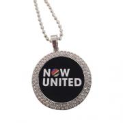 Colar Pingente Personalizado Now United