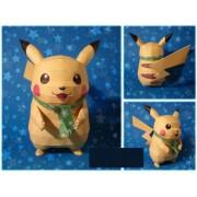 Impressão de Quebra-Cabeça 3D Pokemon Pikachu Paper Craft