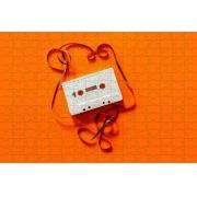 Kit 3 quebra-cabeças nostalgia fita cassete K7 de 90 peças