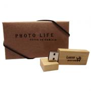 Kit Kraft - Pendrives Para Fotógrafos - 4GB, 8GB E 16GB