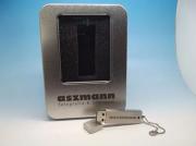 Kit Metal Vintage - 4 GB, 8 GB e 16 GB - parceria Cameraclub