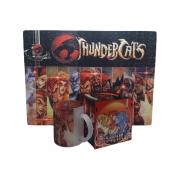 Kit Presente Thundercats Caixa + Caneca + Quebra-Cabeça 300 peças