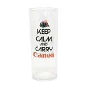 Long Drink - Mantenha A Calma & Carry Canon - Fotógrafos do Bem