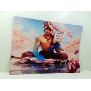 Mouse Pad Gamer  LOL Yasuo 25 x 35 cm