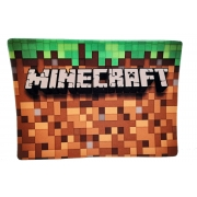 Mouse Pad Gamer Minecraft  25 x 35 cm