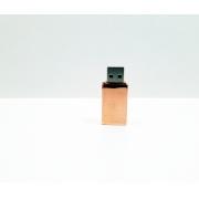 Pen drive Ecológico Fit Colors Rose 8 GB - Linha rECOdrive
