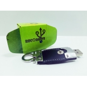 Pen drive Ecológico Fit Elegance 8 GB e16 GB - Linha rECOdrive