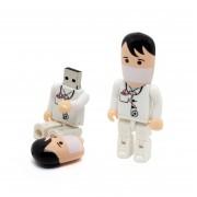 Pen Drive Enfermeiro ou Médico Cirurgião 16 GB