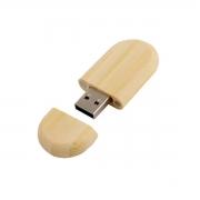 Pendrive de madeira sustentável MM305 de 64 GB