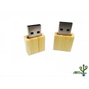 Pendrive Ecológico Fit Wood de 8 GB e 16 GB  - Linha rECOdrive