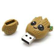 Pendrive Groot - Pendrive Personalizado - 8, 16 E 32 GB