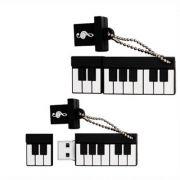 Pendrive Teclado Musical - Pendrive Música - 8, 16, 32 GB