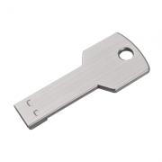 Pendrives Chave Metal - Modelo F249 - 4 GB, 8 GB e 16 GB