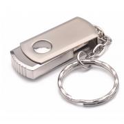 Pendrives Mini chaveiro Metal MF195 -  8 GB  - 10 peças - Marketing para Academias