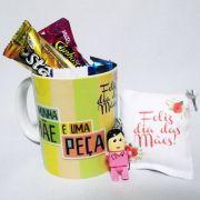 Presente Dia da Mães - Kit Presente para Mães Médicas - Kit Mamãe Médica