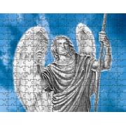 Quebra-cabeça Anjos São Rafael de 1000 peças