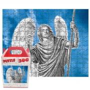 Quebra-cabeça Anjos São Rafael de 300 peças