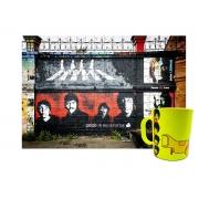 Quebra-Cabeça Beatles 165 peças + Caneca Submarine