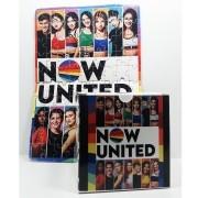 Quebra-cabeça com fotos do grupo Pop Fã Now united - 300 peças