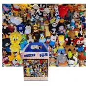 Quebra-cabeça decorativo Fantoches de 165 peças