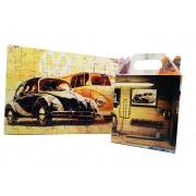 Quebra-Cabeça Kombi e Fusca 165 peças