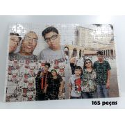 Quebra-Cabeça Personalizado com Fotos 165 peças
