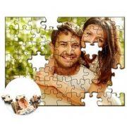 Quebra-Cabeça Personalizado com Fotos 90 peças