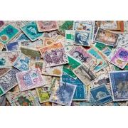 Quebra-cabeça Selos antigos de 300 peças