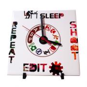 Relógio Decorativo - Shoot Edit - Fotógrafos Do Bem