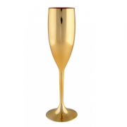 Taça Dourada Personalizada 150ml - Cod TC01 - 30 peças