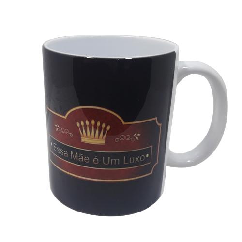 Bandeja de Café personalizada dia das Mães + Caneca