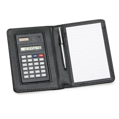 Bloco de anotações com calculadora - Cod 11948 - 15 peças
