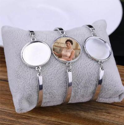 Bracelete para Sublimação - 8 peças