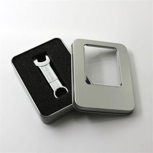 Caixa Metal F15 personalizada - Caixa para Pendrives