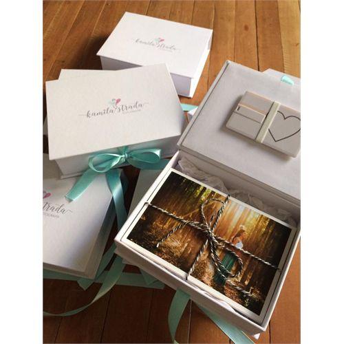 Kit Elegance Photo personalizado 8 GB e 16 GB