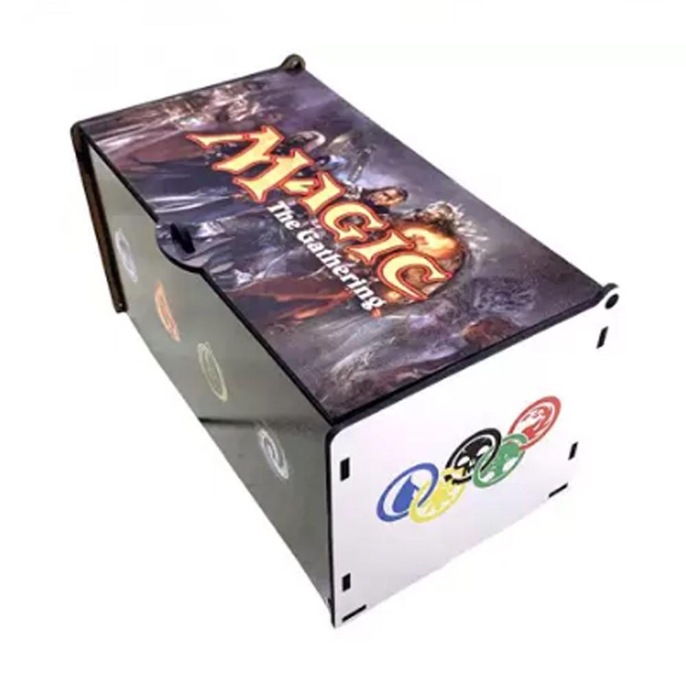 Caixa Porta Cards MDF - CXMDF-014