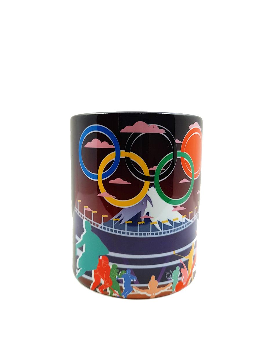 Caneca Exclusiva Jogos Olimpicos Toquio 2021 + Mouse pad