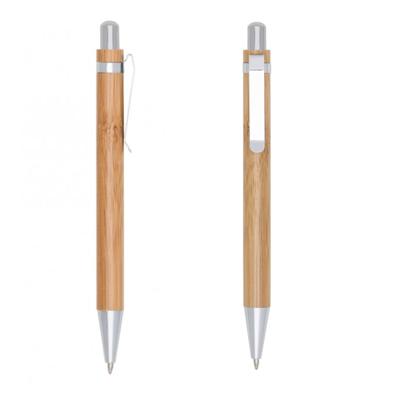 Caneta Bambu - cod 1090 - 50 peças