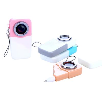 Caneta Camera Fotográfica - Pronta entrega