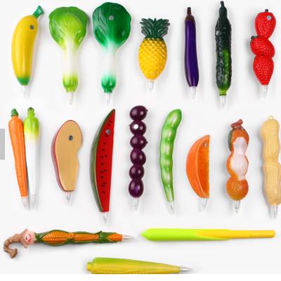 Caneta vegetais  Canetas Especiais - A partir de 50 peças