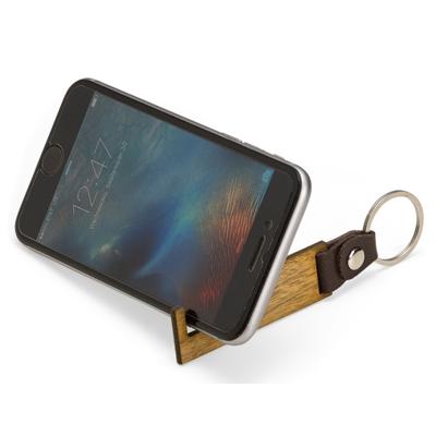Chaveiro Ecológico Porta Celular - 14162-MAC