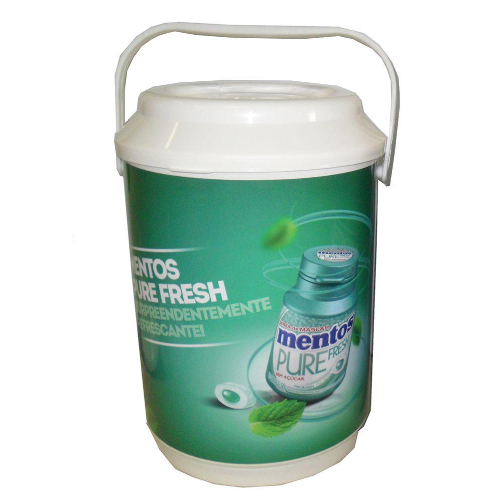 Cooler personalizado para 10 latas - Cool10 - 55 peças