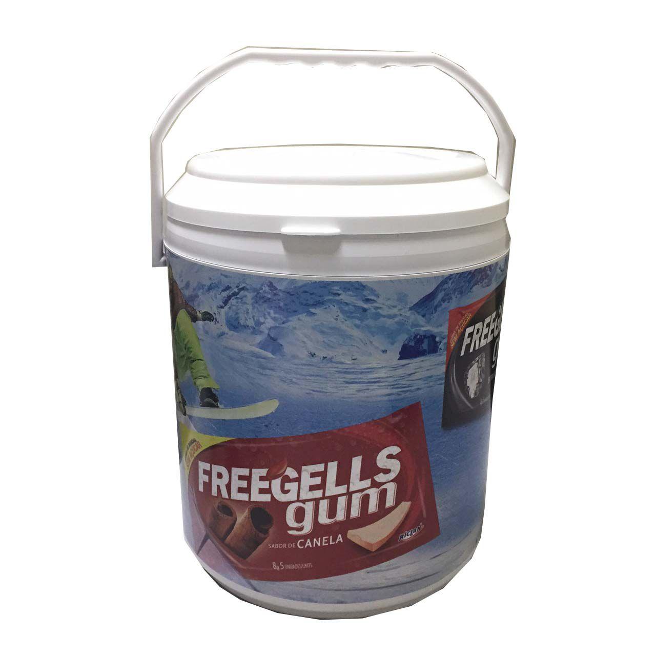 Cooler personalizado para 12 latas - cool12rnv - 55 peças