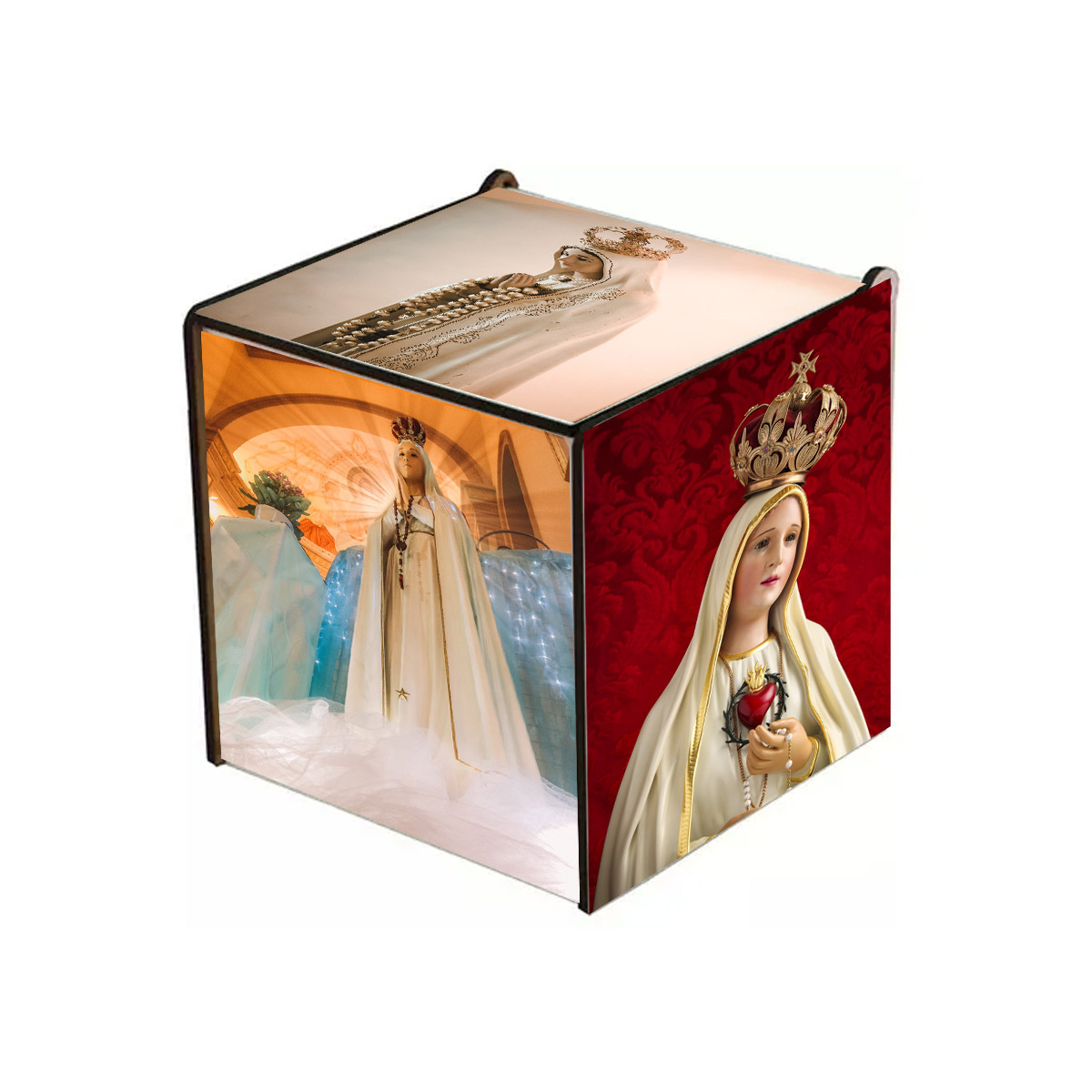 Caixa de Presente Religiosa em MDF Personalizada Exclusiva.