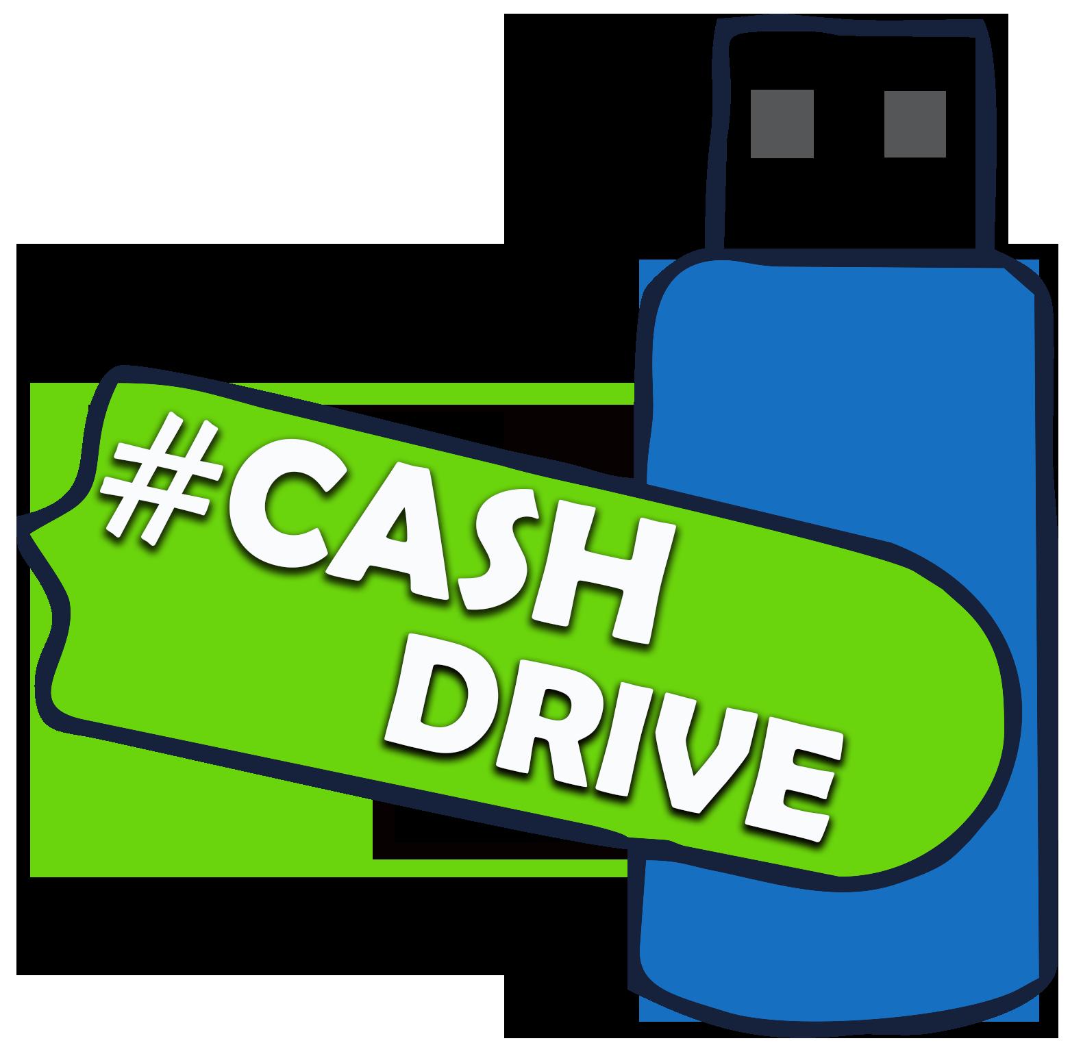 Voucher #Cashdrive - Para Empresas e Fotógrafos 8 GB